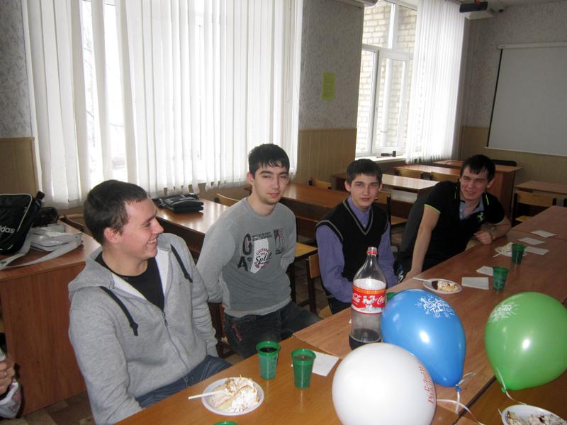 День Защитника Отечества в КС-31 группе