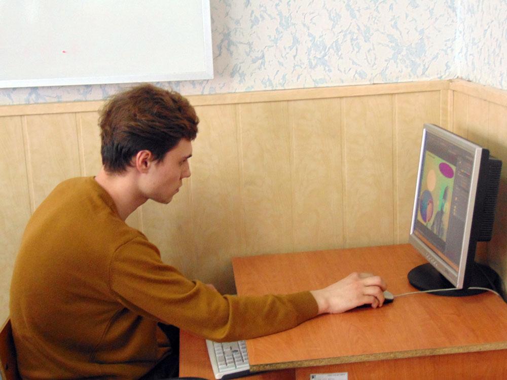 Конкурс компьютерной графики